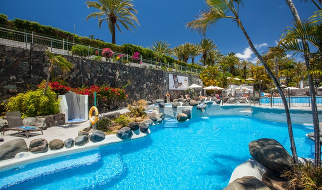 Schwimmbad - Abora Catarina by Lopesan Hotels - Gran Canaria
